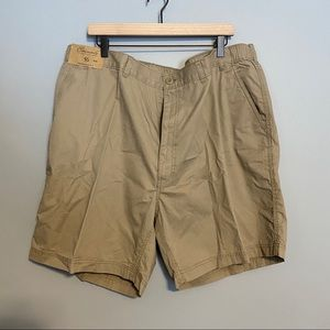 ROUNDTREE AND YORKE casual relaxed fit shorts